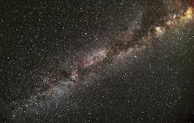 Le mille stelle della Via Lattea