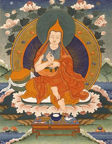 BuddhismYogapose
